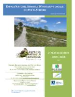 Plan de gestion 2018-2022 ENS Puy d'Aubière
