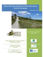 Evaluation Plan de gestion 2013-2017 ENS Puy d'Aubière