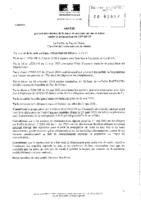 2020-05-14 arrêté préfectoral interdisant marché alimentaire
