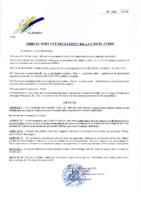 Arrêté portant règlement de circulation_travaux assainisement CAM