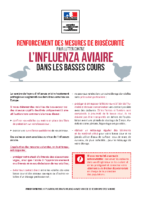 affiche influenzaaviaire basses cours
